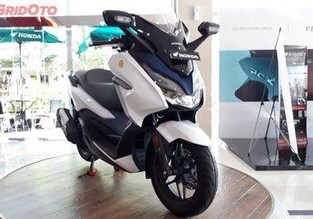 Enggak Nyangka, Harga Part Fast Moving Motor Honda Forza 250 Mulai dari Rp 50 Ribuan