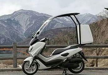 Motor NMAX Canopy Segera Bisa Dipesan Di Dealer Resmi Yamaha