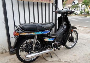 Enggak Sampai Rp 80 Juta, Motor Honda Astrea Grand Ini Dijual Murah Banget