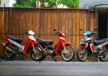 Yuks Nostalgia, Deretan Yamaha F1ZR Series, Jadi Inget Waktu Zaman SMA