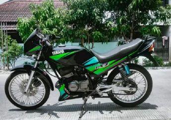 Beda Nasib, Ternyata Pasaran Bekas Motor Yamaha RX-Z Enggak Segila Yamaha RX King