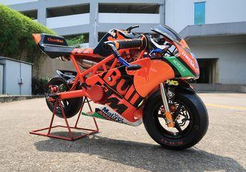 Berseragam Tim KTM MotoGP, Motor Lenka GP-R Ini Terlihat Makin Gagah