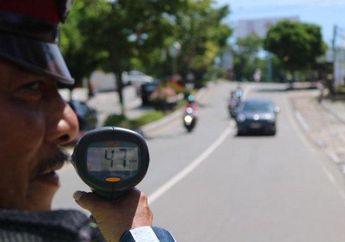 Video Awas  Aparat Kepolisian Menggunakan Speed Gun Untuk Menilang