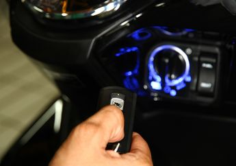 Apa Sih Keunggulan Fitur Honda Smart Key System di All New Honda PCX?