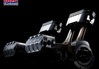 Mengenal Piston Motor Paling Aneh, Bentuknya Oval dengan 8 Klep