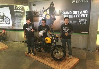 Akhirnya Terbongkar Alasan Kawasaki Meluncurkan Motor W175 Cafe