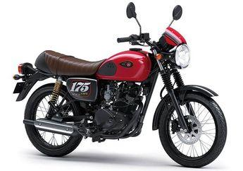 Usung Konsep Cafe Racer, Kok Kawasaki W175 Cafe Enggak Pakai Buntut Tawon?