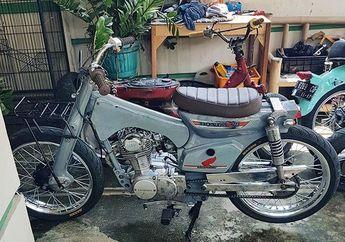 Jahat Banget, Video Raungan Motor Honda Super Cub C70 Streetcub Ganti Mesin