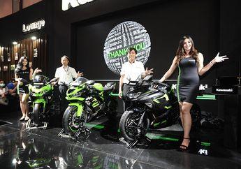 Menjelang Lebaran, Penjualan Motor Kawasaki Naik 15 Persen Terutama 3 Tipe Ini