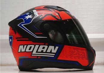 Cuma Diproduksi 200 Unit, Helm Motif Kanguru Khas Casey Stoner Dijual Murah
