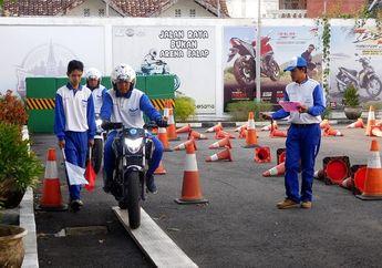 Menambah Sekolah Binaan Safety Riding Untuk Tahun 2019 Di Yogyakarta