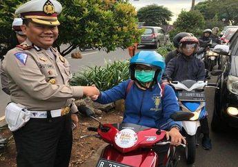Polresta Depok Turut Serta Gelaran Millenial Road Safety Festival