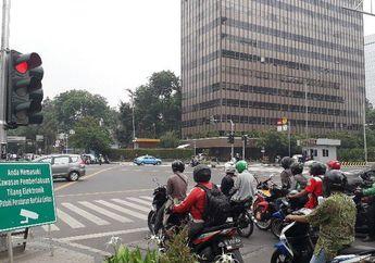 Gawat Nih, Baru 19 Hari Tilang Elektronik Alias ETLE Motor Berlaku Di Jakarta Sudah Terjadi 1900 Pelanggaran