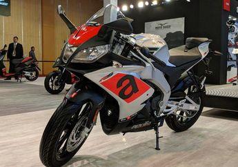 Sangar, Ini Spesifikasi Motor Sport Aprilia RS150 yang Dibanderol Lebih Murah dari Yamaha All New NMAX 155