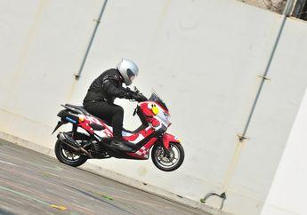 Anjay Jadi 3 Kali Lipat Power Motor Yamaha NMAX Ini Bisa Ngangkat