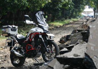 Mantaf Banget, Motor Honda CB500X Ini Bisa Menggantikan BMW GS1200