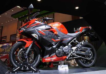 Asyik Banget, Beli Kawasaki Ninja 250 Sekarang Langsung Dapat Cashback Rp 8 Juta!