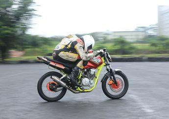 Walau Konsep BPJS Bikin Yamaha Scorpio Z  Ini Juara di Sentul