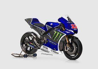 Bocor, Inikah Penampakan Motor Tim Monster Energy Yamaha MotoGP?