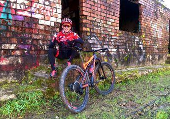 Bosan Latihan Beban, Marc Marquez Main Sepeda Gunung Biar Cepat Sehat