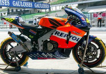 Tampang Kok Mirip Semua? Inilah Motor MotoGP Honda 2002-2019