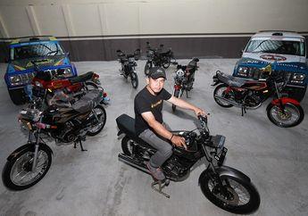 Kolektor Bagi-bagi Tips Memilih Motor Yamaha RX-King, Kuncinya di Komstir
