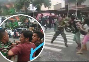 Tukang Parkir Melawan Anggota TNI di Pasar Cirebon Minta Maaf, Penyeroyok TNI di Ciracas Dipenjara 5 Tahun