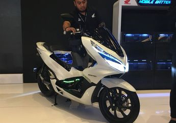 Dibanding Honda PCX Biasa, Biaya Perawatan PCX Electric Lebih Murah, Ini Sebabnya