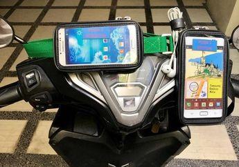 Street Manners, Bikers Jangan Sembarangan Pakai GPS Saat Berkendara, Bisa Dipenjara Loh