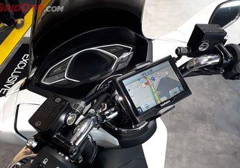 Nah Kan! Pemotor Sudah Ada Yang Ditilang Karena GPS, Dendanya Wow Banget