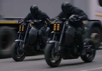 Garangnya Motor Street Fighter di Film Hobbs & Shaw, Basisnya Bikin Melongo