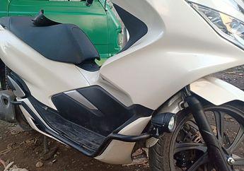 Agar Aman Dari Lecet Pasang Pelindung Bodi Di All New Honda PCX 150