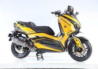 Buat Sokbreker Saja Habis Rp 20 Juta, Ini Motor Yamaha XMAX Terbaik di Customaxi Surabaya