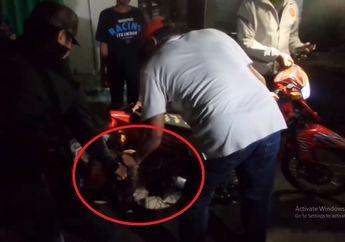 Tega Gak Tega, Video Joki Balap Liar Memelas Setelah Dihukum Begini oleh Polisi