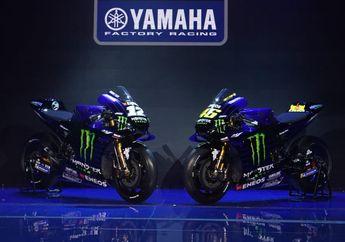 Tampilan Makin Sangar, Intip Profil Motor MotoGP Yamaha YZR-M1 2019