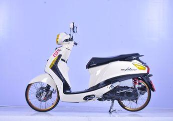 Banyak Yang Bilang Ini Yamaha Filano Thailook Pertama Di Indonesia