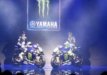 Ini Link Live Streaming Launching Tim MotoGP Yamaha dan Valentino Rossi