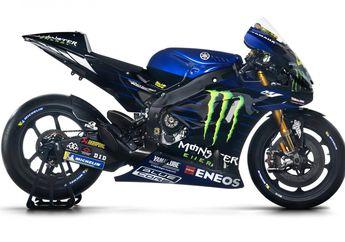 Motor Yamaha Di MotoGP, Dari Tembakau, Otomotif, Telkom Sampai Minuman