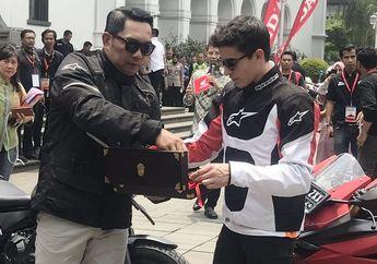 Depan Marc Marquez, Gubernur Ridwan Kamil Janjikan Sirkuit untuk Jawa Barat