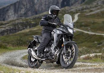 Punya Spek dan Harga Menggoda, Motor Honda CB500X 2019 Jadi Idaman Anak Touring