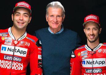 Blak-blakan, Bos Ducati Inginkan Andrea Dovizioso di MotoGP, Sedangkan Danilo Petrucci di WSBK