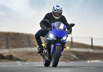 Sadis, Harga Motor Yamaha YZF-R25 Terbaru di Malaysia Bikin Kaget