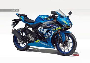 Beneran Nih? Suzuki Siap Luncurkan Motor Terbaru Berkapasitas 250 cc