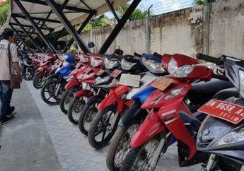 Ada 46 Unit Motor Yang Dilelang  Pemda Dengan Tahun Produksi 1992-2012