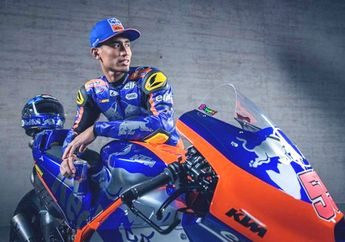 Terpuruk, Pembalap MotoGP Malaysia Curhat Soal Tes Pramusim