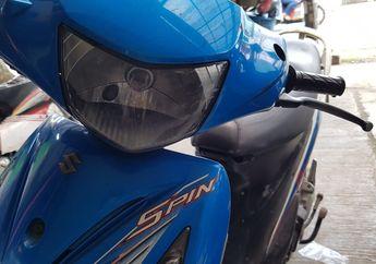 Nggak Hanya Ngegredek, CVT Motor Matik Suzuki Lawas Juga Berdecit, Nih Cara Ngebasminya