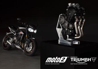 Ini Loh Beda Mesin Motor Moto2 Dimas Ekky Vs Versi Jalan Raya