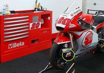 Dimas Ekky Unjuk Motor Moto2 di Tes Jerez, Hujan Tanya Soal Bendera