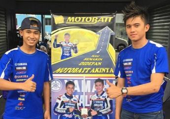 Bak Disambar Petir, Pembalap Galang Hendra Gak Percaya M. Zaki Dibunuh, Ucapkan Belasungkawa