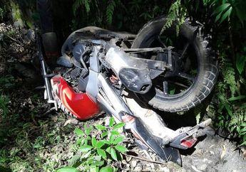 Lagi-lagi Kasus Motor Misterius Mendadak Muncul di Selokan, Warga Bali Ketakutan